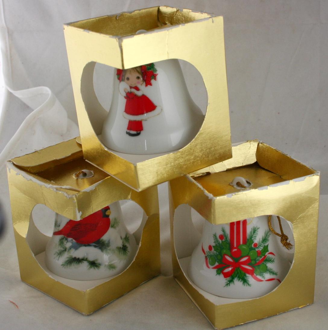 vintage christmas,Gibson,Bells of Christmas