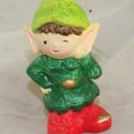 vintage figurine,ceramic,homco