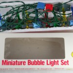 vintage lights,miniature,bubble,Sears