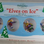 collectible,Department 56,North Pole,North Pole Village,skating elves,Elves on Ice