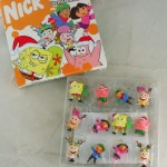 ornaments,miniature,mini,Nick,Nickelodeon,Dora the Explorer,SpongeBob Squarepants