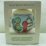 vintage ornament,Joan Walsh Anglund,series