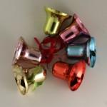 MidCentury Anodized Aluminum Bells