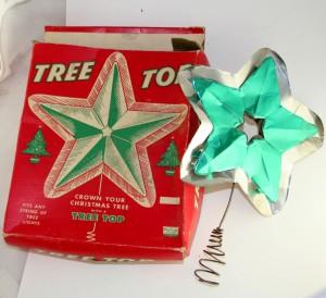 Foil Star Treetopper