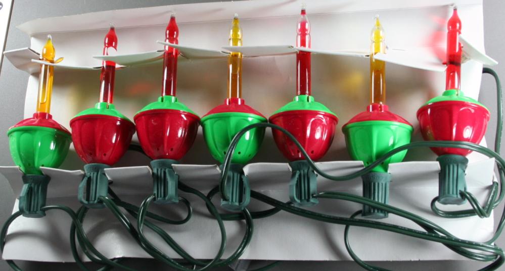 Christmas Lights Bubble Reproduction Noma